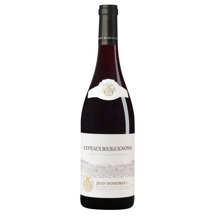 Jean Bouchard 2018 Coteaux Bourguignons - Vin rouge de Bourgogne