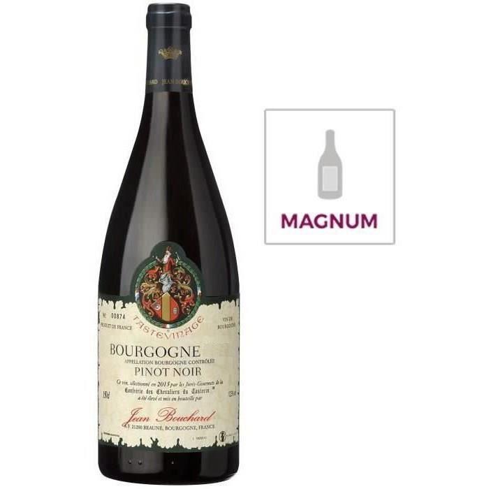 Magnum Jean Bouchard 2017 Pinot Noir - Vin rouge de Bourgogne