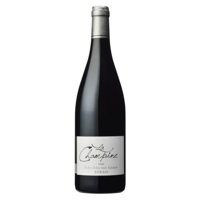 Jean Michel Gerin La Champine 2017 Vin de France - Vin rouge
