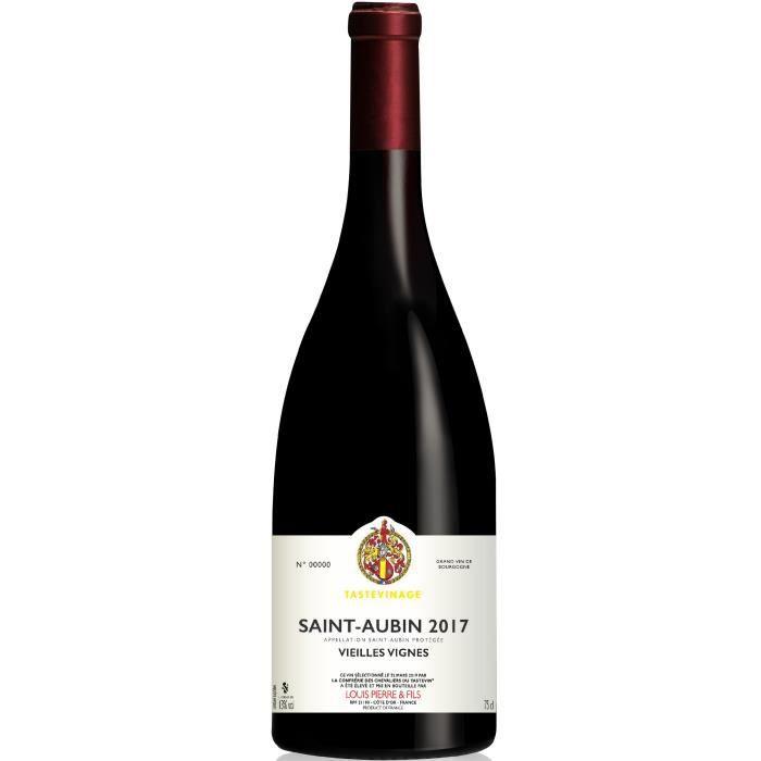 Louis Pierre & Fils Vieilles Vignes 2017 Saint-aubin - Vin rouge de Bourgogne