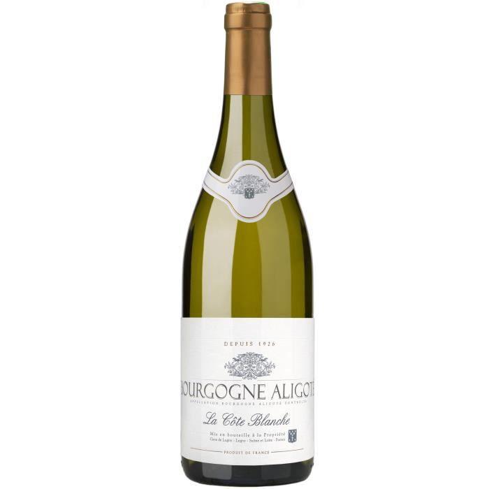 Cave de Lugny 2017 Bourgogne Aligoté - Vin blanc de Bourgogne