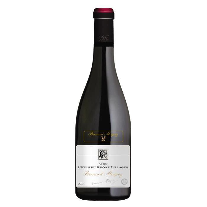 Mon Cotes Du Rhone 2017 Côtes Du Rhône Village - Vin Rouge de Vallée du Rhône