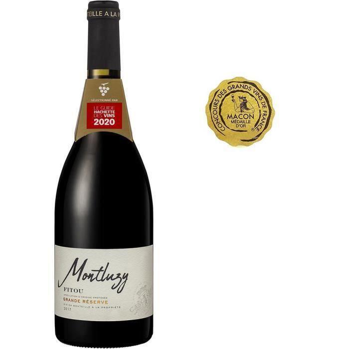 Montluzy Grande Réserve 2017 Fitou - Vin rouge de Languedoc
