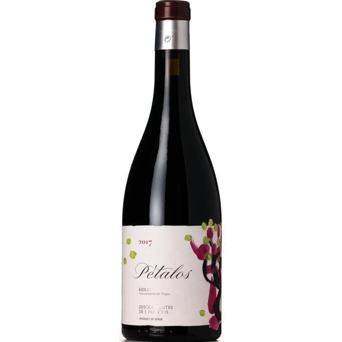 José Palacios 2017 Pétalos - Vin rouge d'Espagne