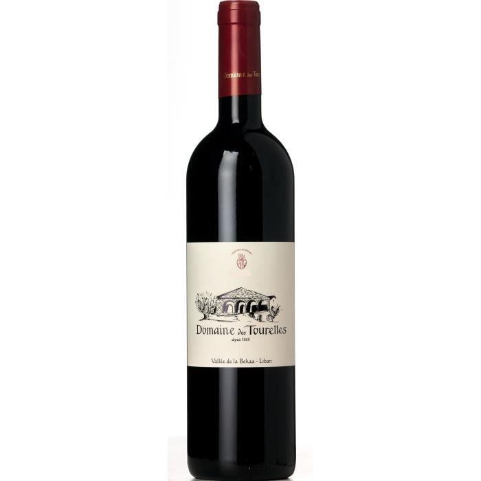 Domaine des Tourelles 2017 Vallée de la Bekaa - Vin rouge du Liban