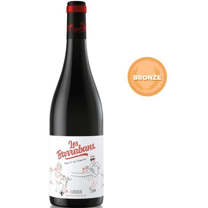Les Barrabans 2018 Luberon - Vin rouge de la Vallée du Rhône