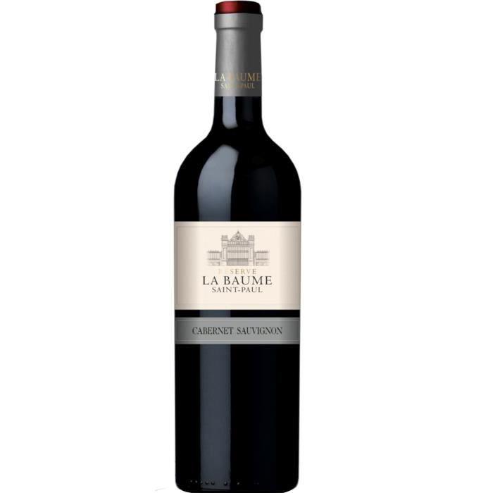 La Baume Saint Paul IGP Pays d'Oc - Vin rouge de Languedoc Roussillon