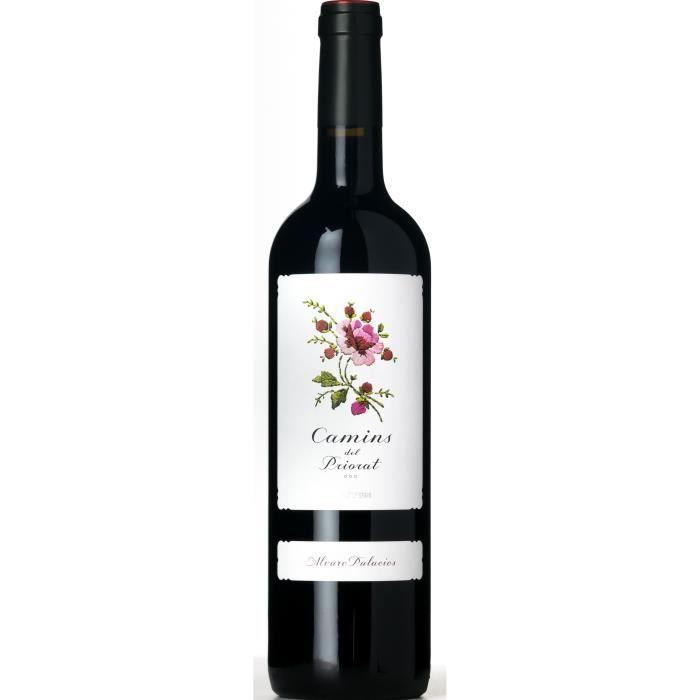 Alvaro Palacios 2018 Camins del Priorat - Vin rouge d'Espagne