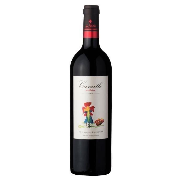 Camille de Labrie 2018 Bordeaux - Vin Rouge de Bordeaux