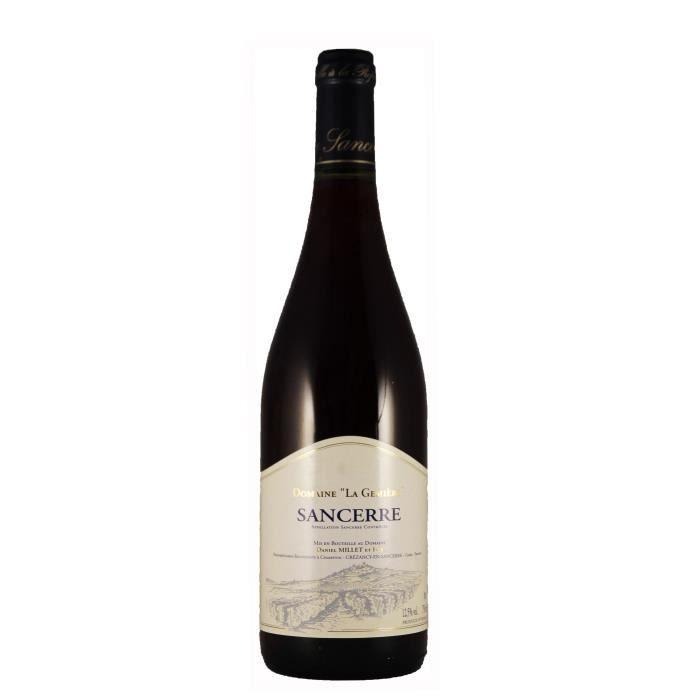 Domaine La Gemière 2018 Sancerre - Vin rouge de la Vallée de la Loire