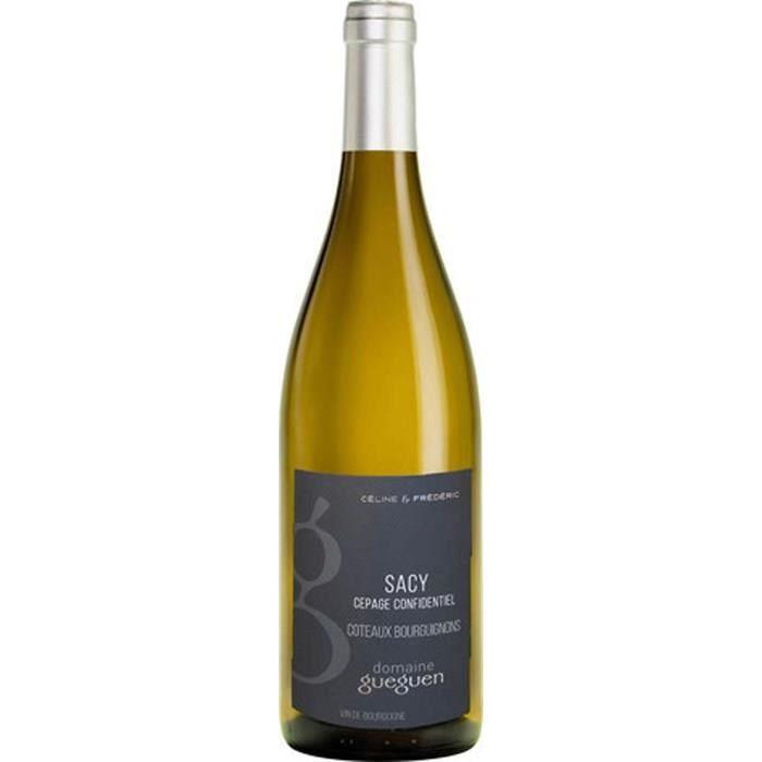 Domaine Gueguen 2020 Coteaux Bourguignons - Vin blanc de Bourgogne