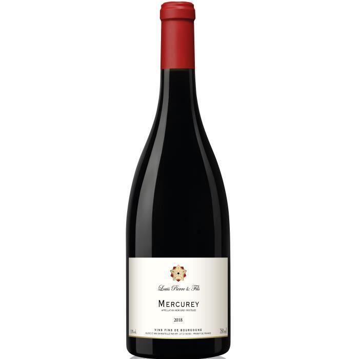 Louis Pierre & Fils 2018 Mercurey - Vin rouge de Bourgogne