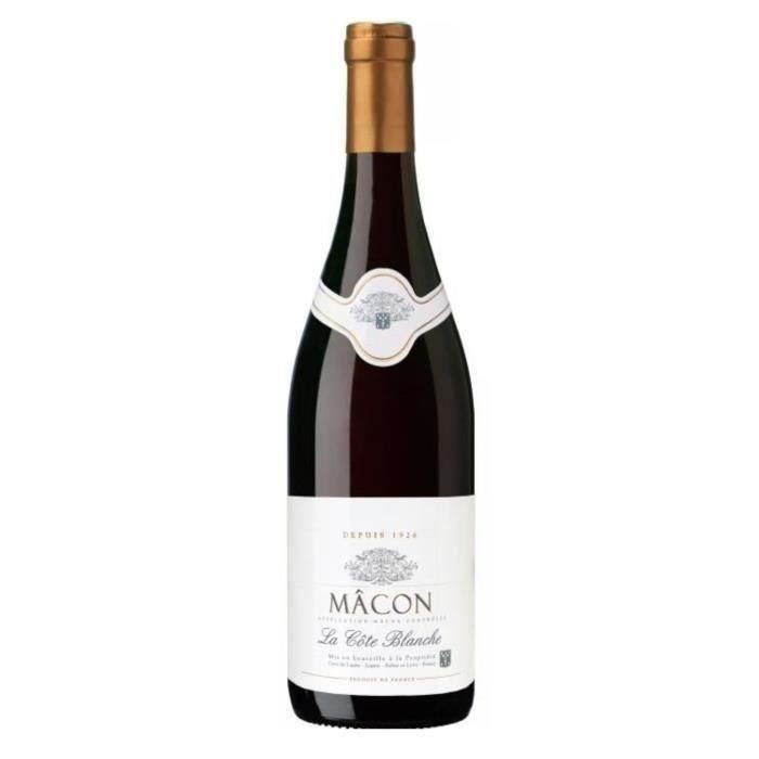 Cave de Lugny 2018 Mâcon - Vin rouge de Bourgogne