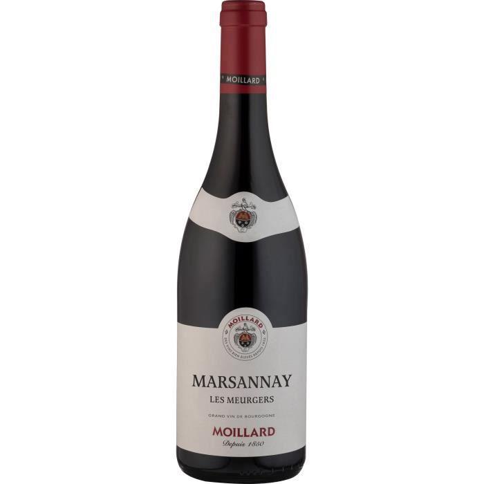 Moillard 2019 Marsannay - Vin rouge de Bourgogne