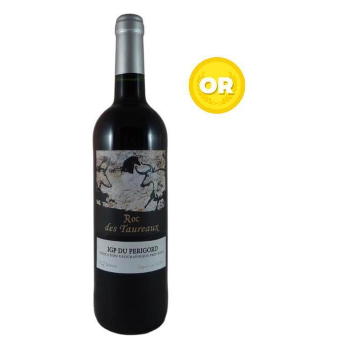Roc des Taureaux 2018 IGP Périgord - Vin rouge du Sud-Ouest