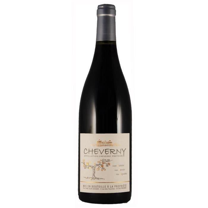 Domaine Sauger 2018 Cheverny - Vin Rouge du Val de Loire