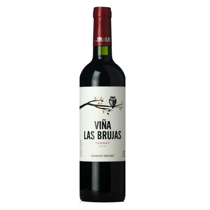 Gimenez Mendez Viña las Brujas 2019 Tannat - Vin rouge d'Uruguay