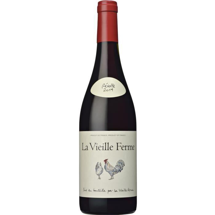 La Vieille Ferme Ventoux 2019 - Vin rouge de la Vallée du Rhône