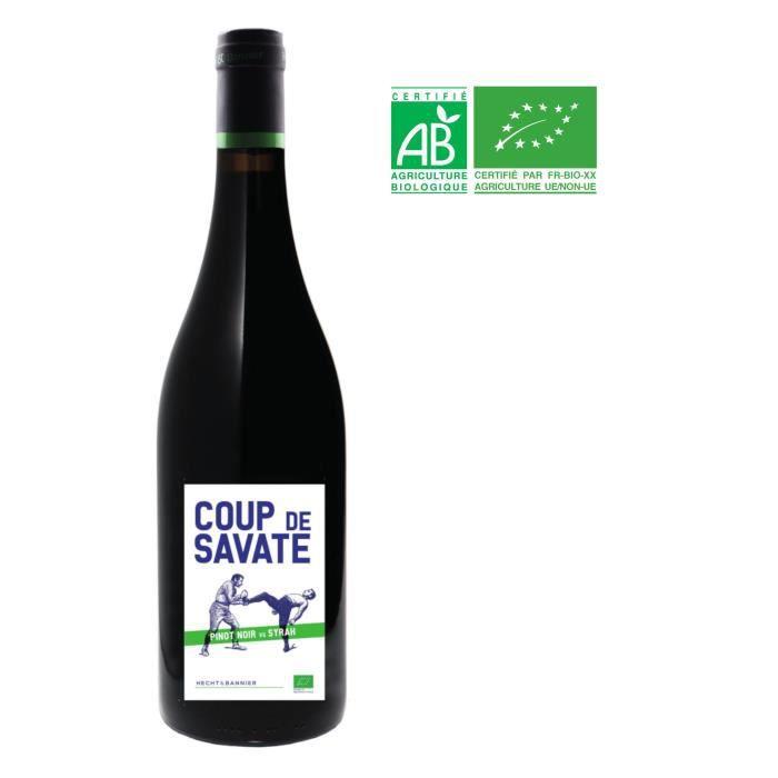 Coup de Savate 2019 Vin de France - Vin rouge - Bio
