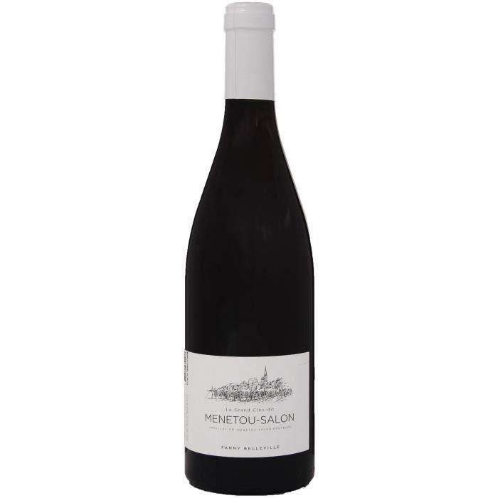 Fanny Belleville 2019 Menetou Salon - Vin rouge du Val de Loire