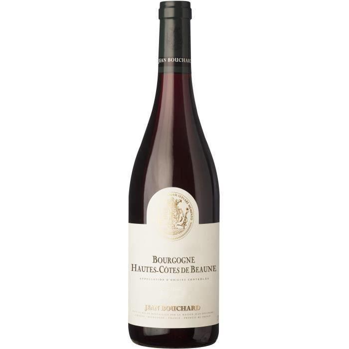 Jean Bouchard 2019 Bourgogne Hautes Cotes de Beaune - Vin rouge de Bourgogne