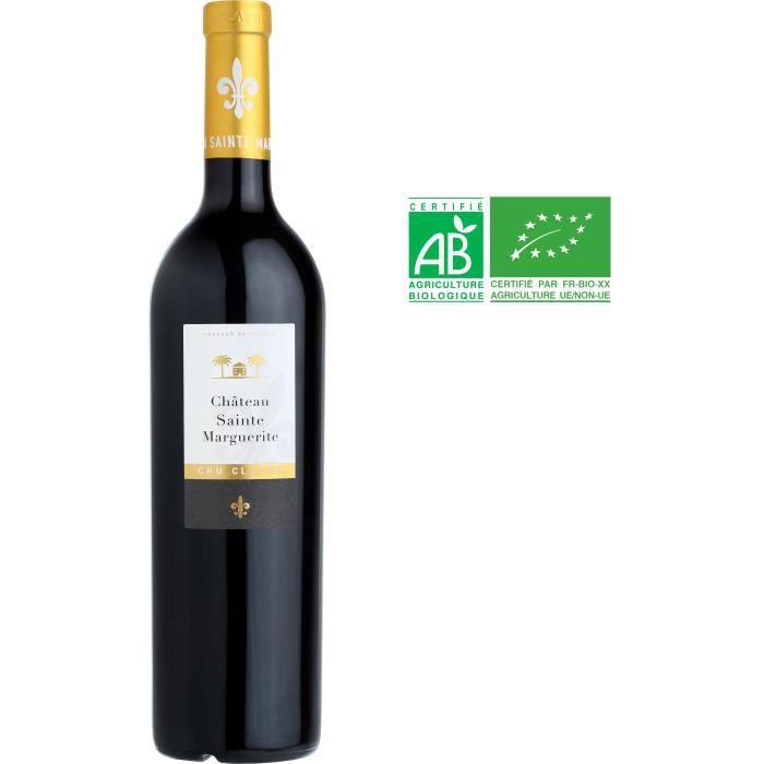 Château Sainte Marguerite 2019 Côtes de Provence - Vin rouge de Provence - Bio