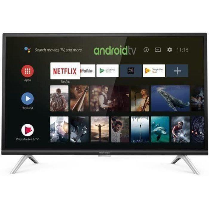 THOMSON 40FE5606 TV LED Full HD 40- (102 cm) - Android TV - 2 x HDMI, 1 x USB