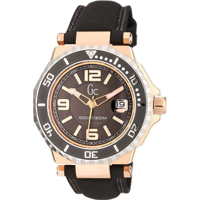 GUESS COLLECTION Montre Homme