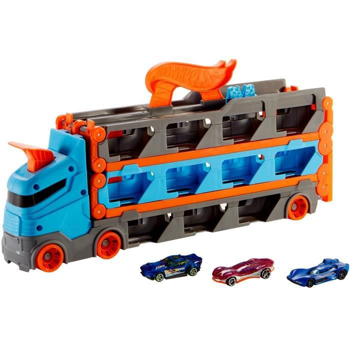 HOT WHEELS Super Transporteur Extensible