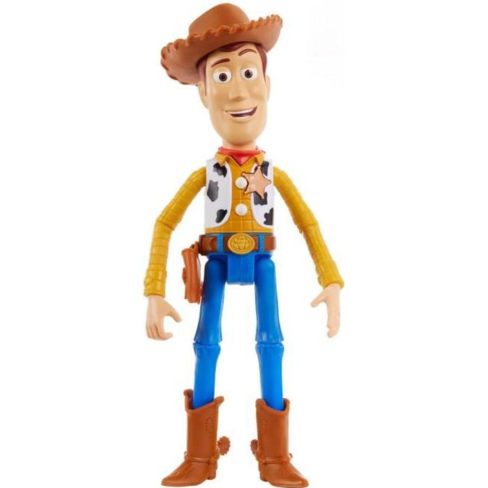 TOY STORY Figurine parlante Woody
