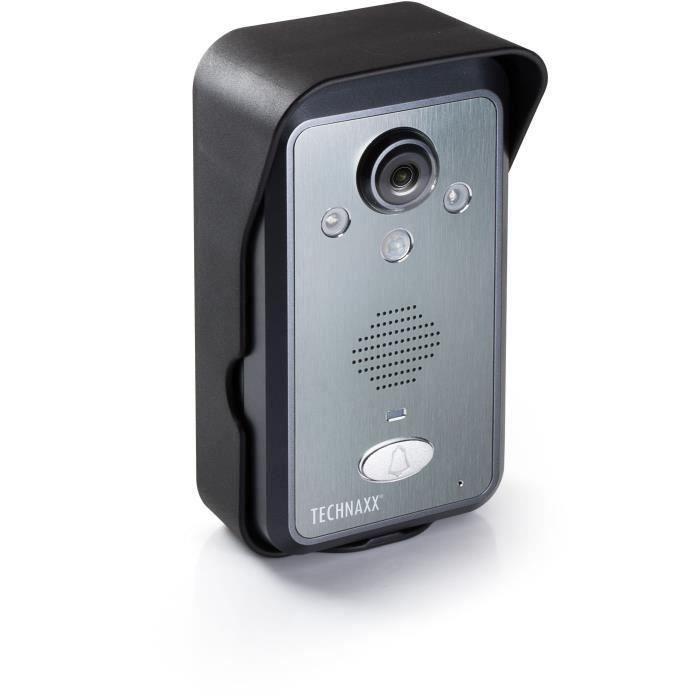 Technaxx Visiophone sans fil TX-59+
