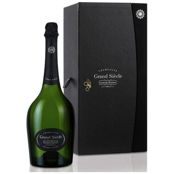 Champagne Laurent Perrier Grand Siècle Brut - 75 cl