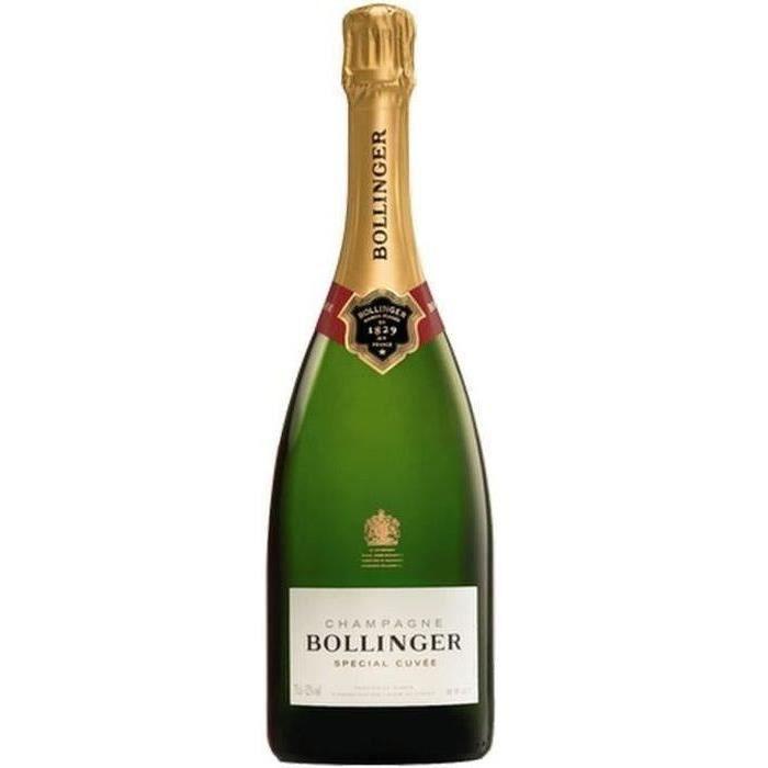 Champagne Bollinger Spécial Cuvée Brut 75 cl