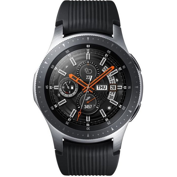 Galaxy Watch 46mm 4G, Gris Acier