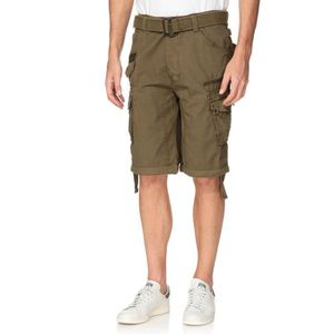 GEOGRAPHICAL NORWAY Short Cargo Pericolo Homme
