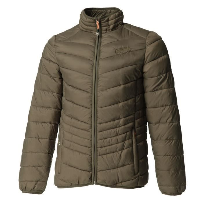 GEOGRAPHICAL NORWAY Doudoune Damiel Basic 001 BS - Homme - Kaki