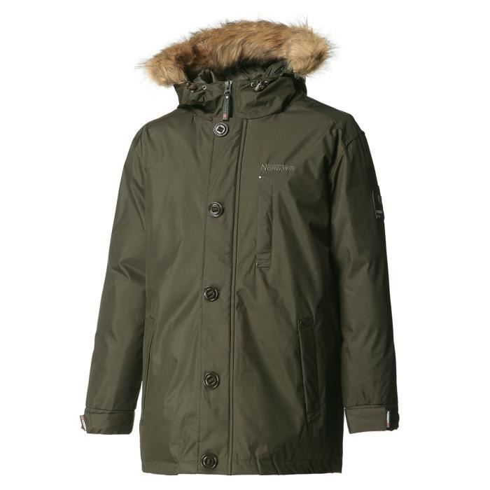 GEOGRAPHICAL NORWAY Parka Agada 079 - Homme - Kaki