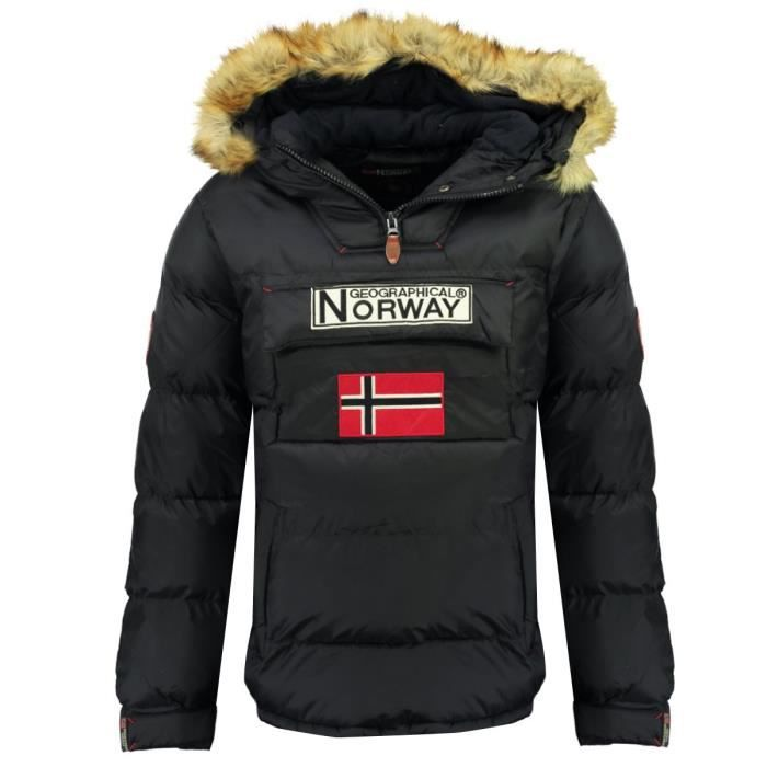 GEOGRAPHICAL NORWAY Doudoune Bilboquet 001 - Homme - Marine