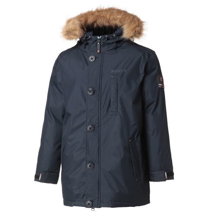 GEOGRAPHICAL NORWAY Parka Agada 079 - Homme - Marine