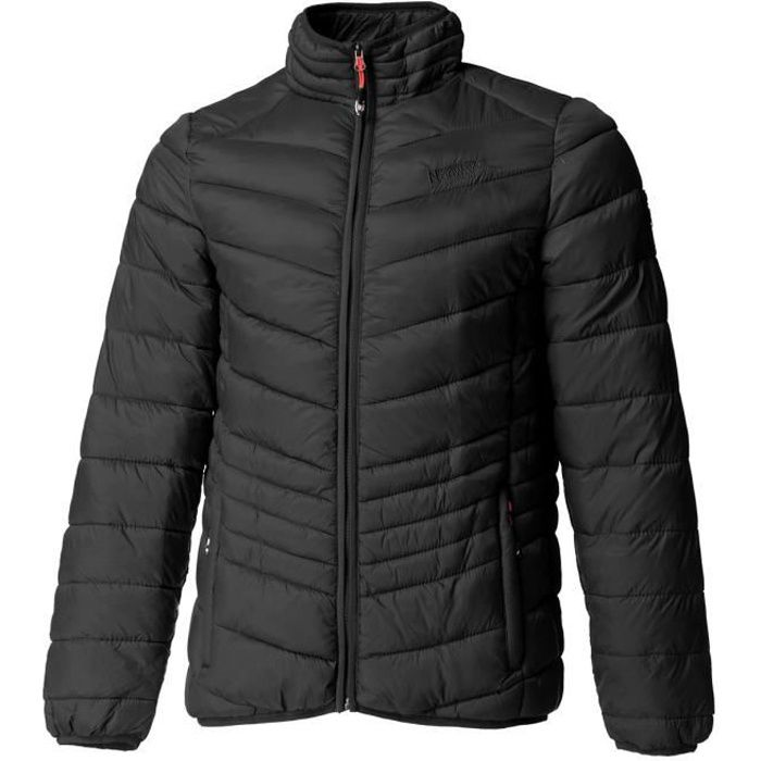 GEOGRAPHICAL NORWAY Doudoune Damiel Basic 001 BS - Homme - Noir
