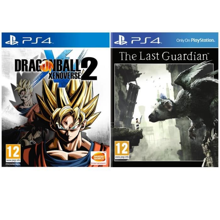 The Last Guardian + Dragon Ball Xenoverse 2