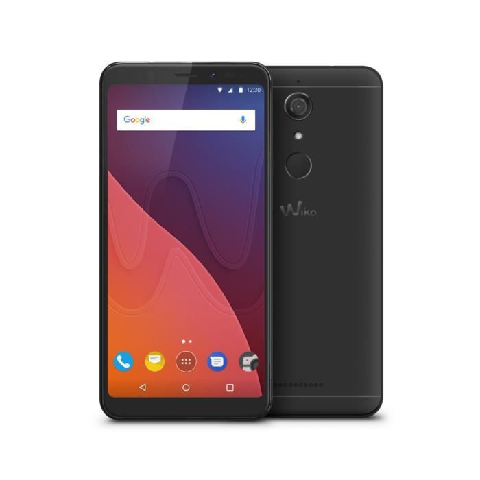 WIKO View 32 Go Black