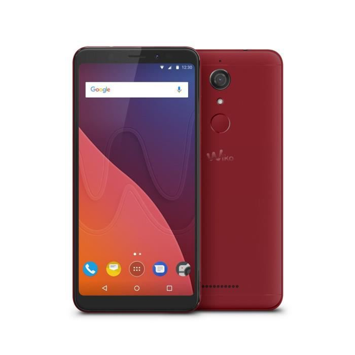 Wiko View 32 Go Cherry Red