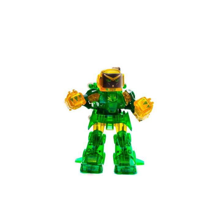 Coffret Simple Robot Battroborg Green/Gold