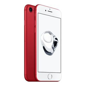 APPLE iPhone 7 128 Go Rouge Special Edition
