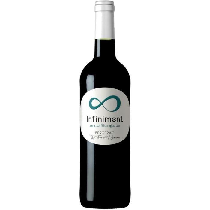 By Terre de Vignerons Infinement 2018 Bergerac - Vin rouge du Sud-Ouest