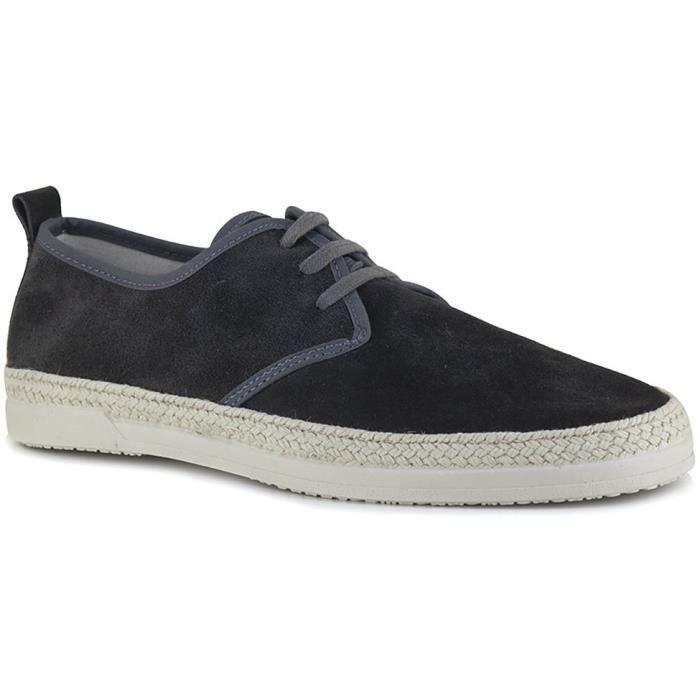 J.BRADFORD Chaussures Derby JB-Antony Gris Homme