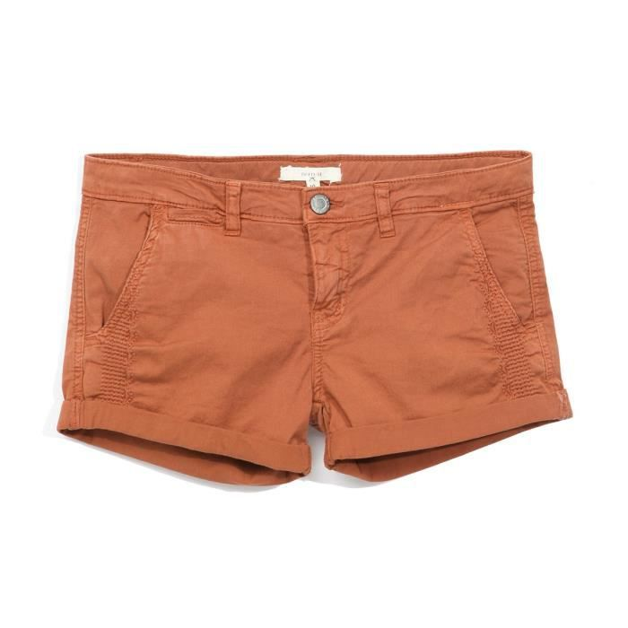 DEELUXE - Short Terracota - Enfant Fille