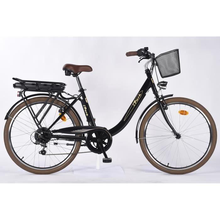 MAKADAM Vélo à Assistance Electrique E-PARK 26- 13 Ah - Assemblé en France