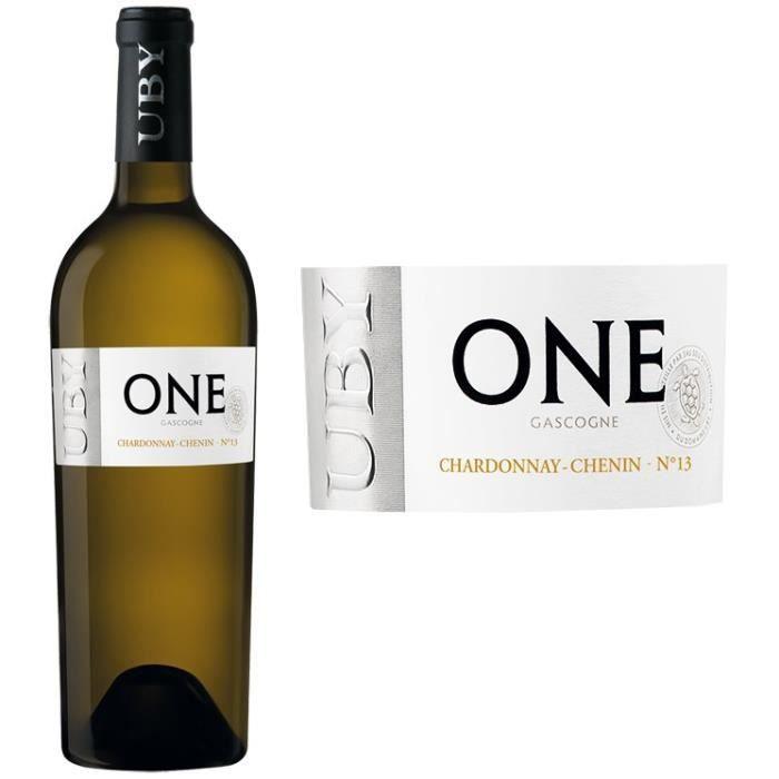 Domaine Uby Chardonnay Chenin - Vin blanc de Côtes de Gascogne